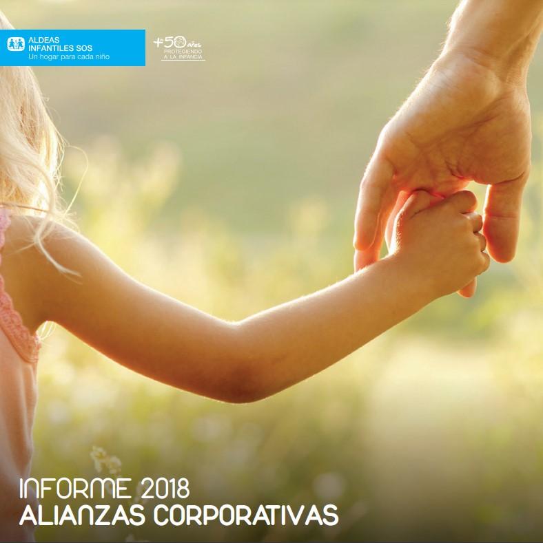 Informe 2018 Alianzas Corporativas Aldeas Infantiles SOS